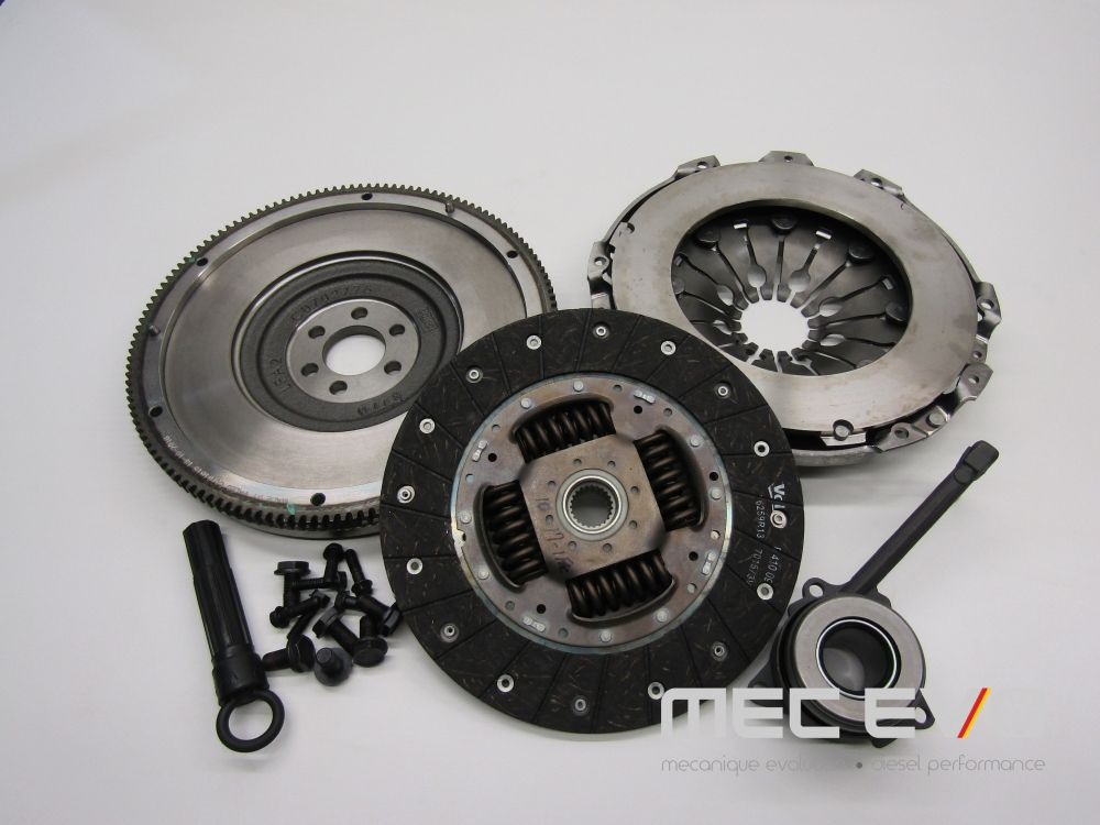 Valeo Single Mass Clutch Kit + Flywheel 240mm 6 speed