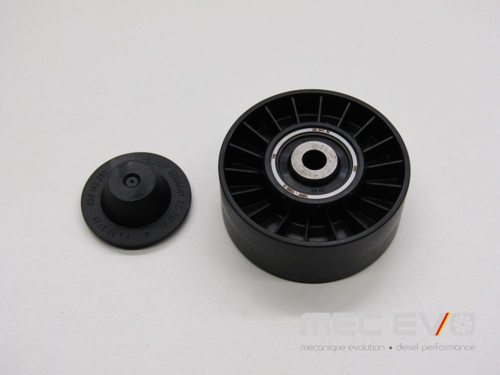 ALH serpentine Idler Pulley