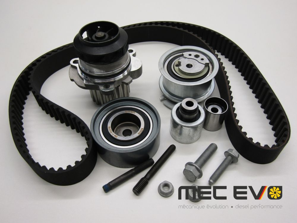 Timing Belt Kit/Waterpump HEPU CR140 CBEA/CJAA