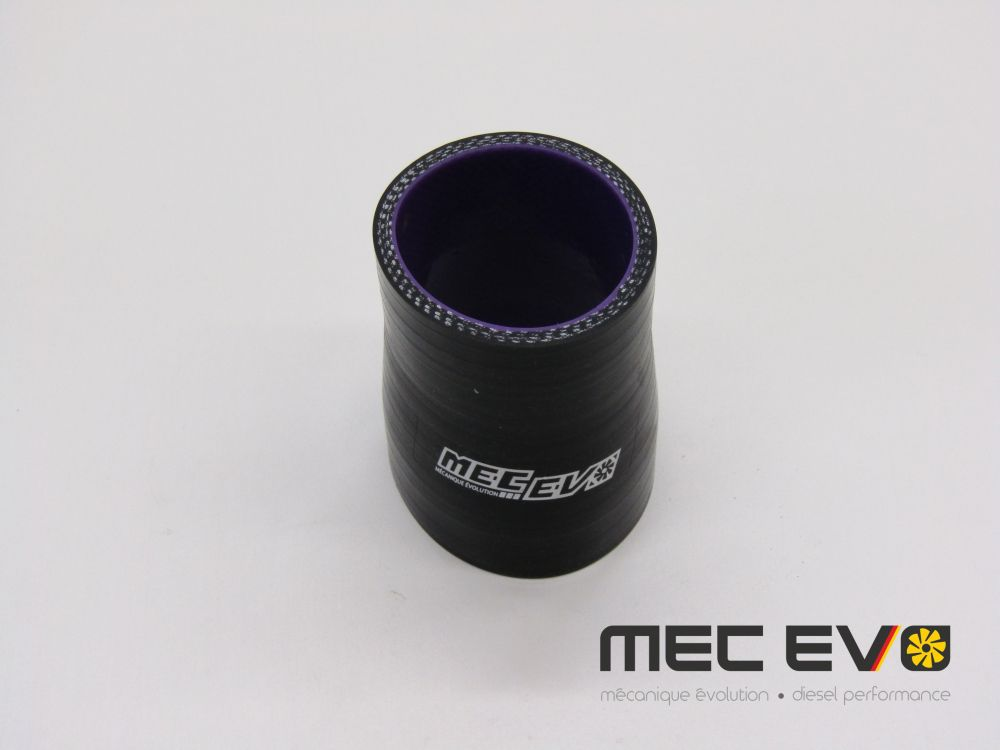 Mec Evo 2'' to 2.25'' straight silicone coupler.