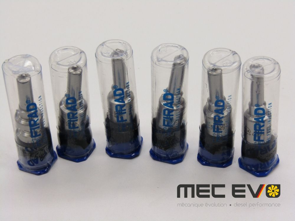 Audi V6 2.5 TDI Performance Nozzles Kit/Calibration