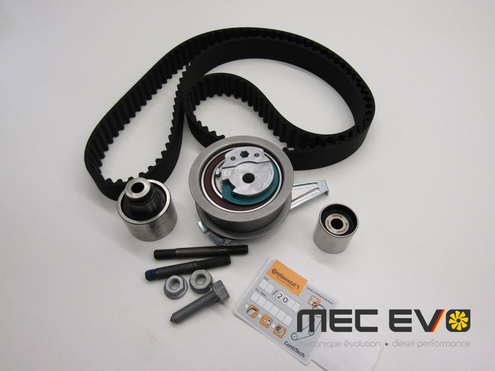 Timing Belt Kit For MK7 2.0L TDI CRUA/CVCA