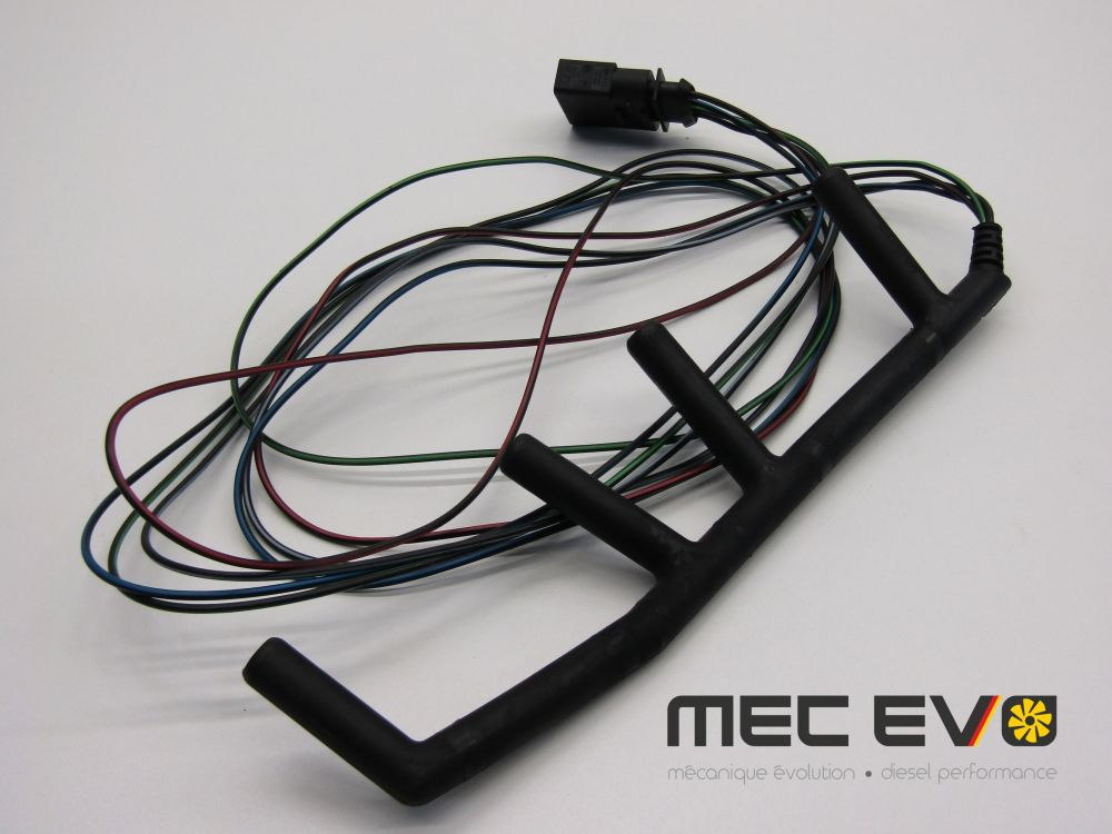 OEM Glowplug Harness for 4-PIN ALH