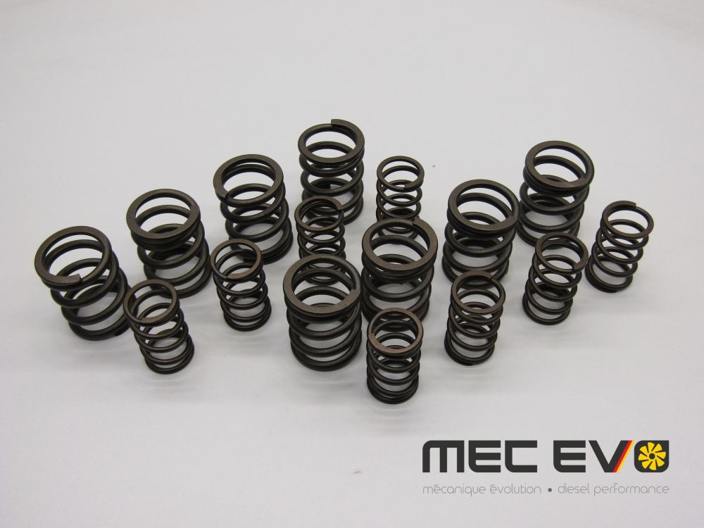 HD Double Valve Springs Set for VE TDI head ALH/AHU/AFN