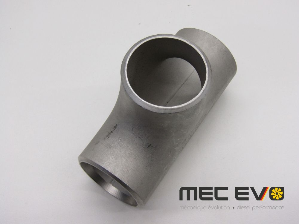 Stainless steel 304 1 1/4'' Tee pipe SCH10