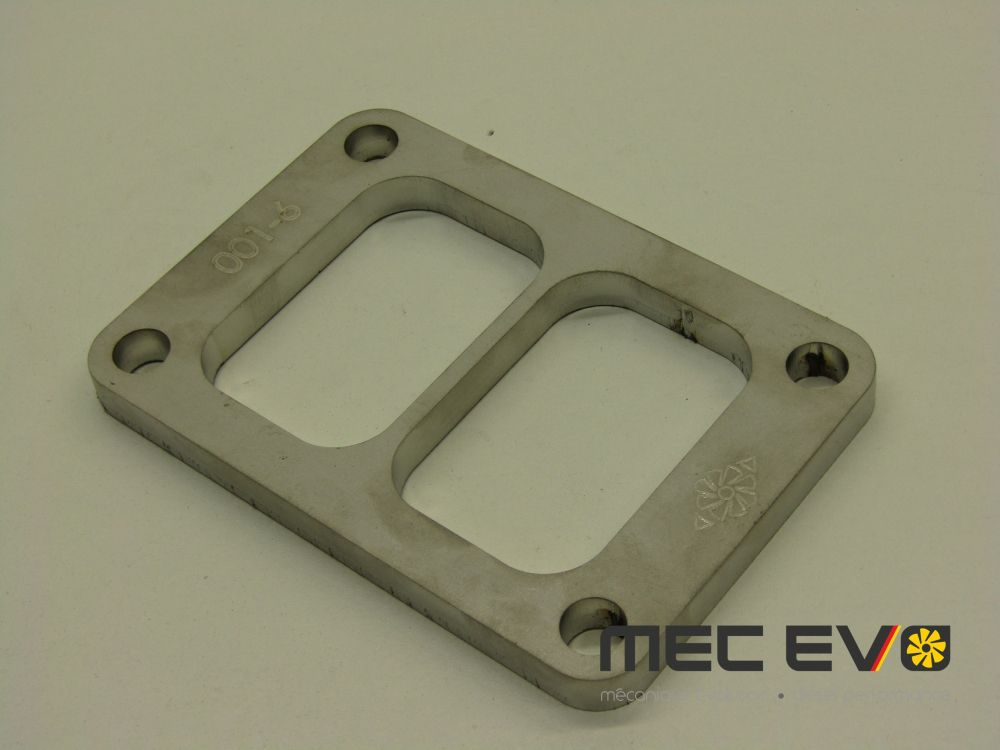Stainless Steel T6 Turbo Inlet Flange