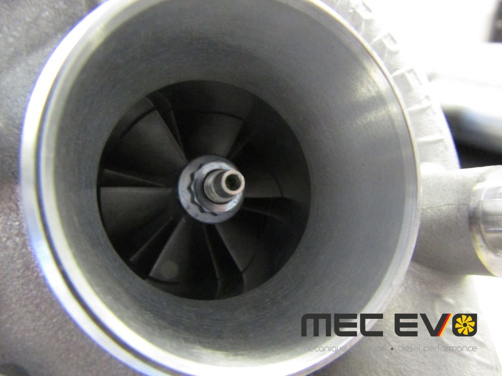 Garrett Turbo PD140 For 1.9L BRM TDI