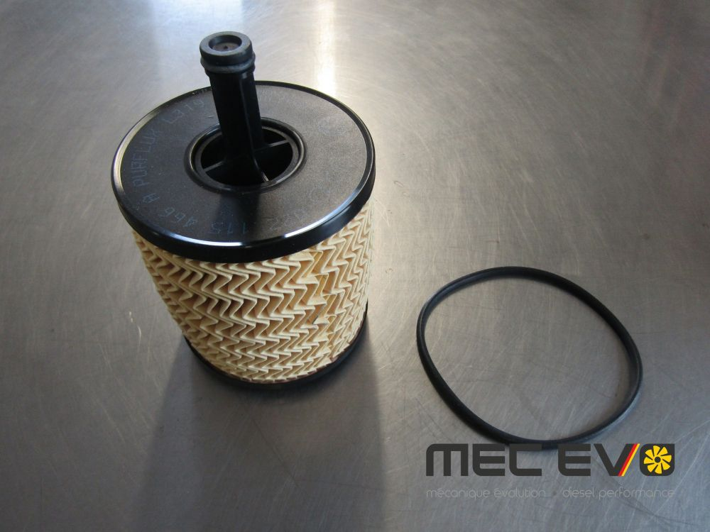 Genuine V10 TDI Oil Filter with Oring (8 available)