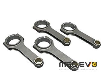 H Beam connecting rod kit small rod