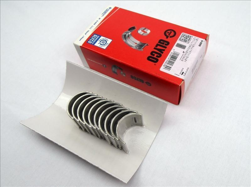 Camshaft bearing shell kit (10pcs)
